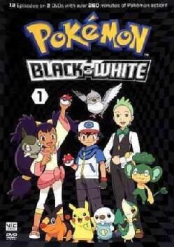 Pokemon Black And White Set 1 (DVD)