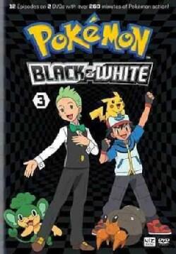 Pokemon Black And White Set 3 (DVD)