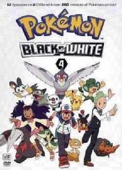 Pokemon Black And White Set 4 (DVD)