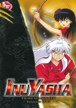 Inuyasha Season 3 Box Set (DVD)