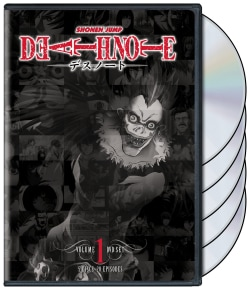 Death Note Box Set 1 (DVD)