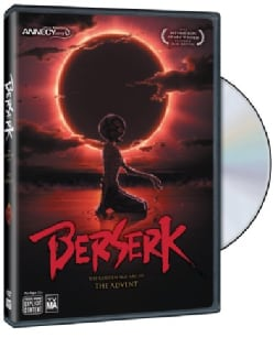 Berserk: The Golden Age Arc III- The Advent (DVD)