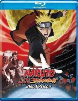 Naruto Shippuden The Movie: Blood Prison (Blu-ray Disc)