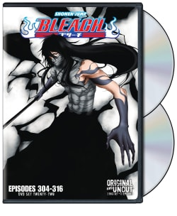 Bleach Uncut Set 22 (DVD)