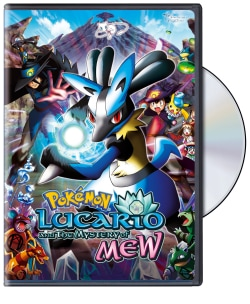 Pokemon: Lucario And The Mystery Of Mew (DVD)