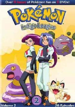 Pokemon Season 1: Indigo League: Set 2 (DVD)