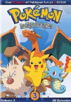 Pokemon Season 1: Indigo League: Set 3 (DVD)