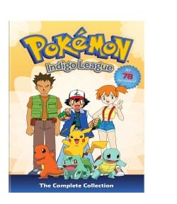 Pokemon Season 1: Indigo League: The Complete Collection (DVD)