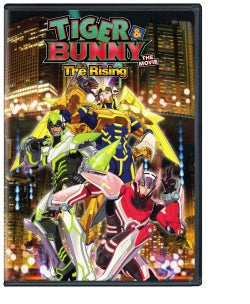 Tiger & Bunny The Movie 2: Rising (DVD)