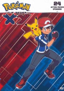 Pokemon The Series: XY Set 1 (DVD)