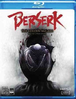 Berserk: The Golden Age Arc Movie Collection (Blu-ray Disc)