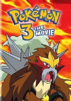 Pokemon The Movie 3: Spell of The Unknown (DVD)