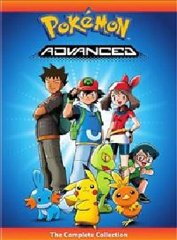 Pokemon Advanced: The Complete Collection