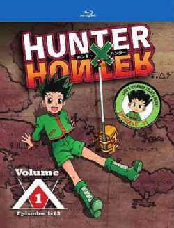 Hunter x Hunter Vol. 1 (Blu-ray Disc)