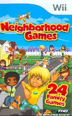 Wii - Neighborhood Games