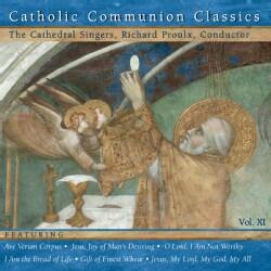 Richard Proulx - Catholic Communion Classics