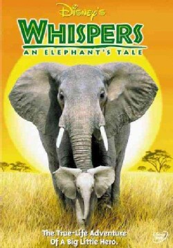 Disney's Whispers: An Elephant's Tale (DVD)