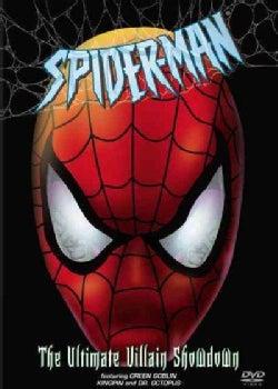 Spider-Man: Ultimate Villian Showdown (DVD)