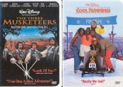 Cool Runnings/Three Musketeers (DVD)