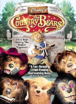 Disney's The Country Bears (DVD)