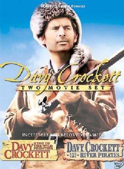 Davy Crockett Two Movie Set (DVD)