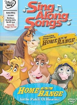 Home On The Range: A Little Patch Of Heaven Sing Along Songs (DVD)