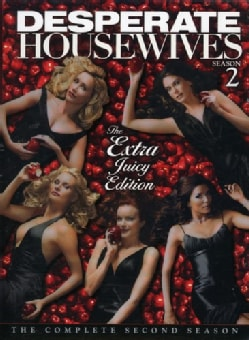 Desperate Housewives: The Complete Second Season (The Extra Juicy Edition) (DVD)