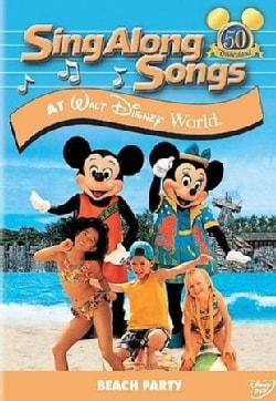 Sing Along Songs: Beach Party At Walt Disney World (DVD)