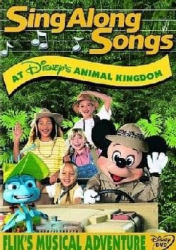 Sing Along Songs: Flik's Musical Adventure (DVD)