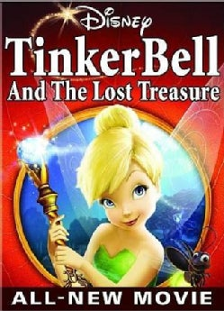 Tinker Bell And The Lost Treasure (DVD)