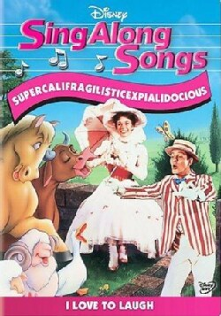 Sing-Along Songs: Supercalifragilisticexpialidocious (DVD)