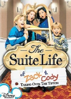 The Suite Life Of Zack & Cody Vol. 1: Taking over the Tipton (DVD)