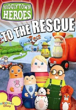 Higglytown Heroes: Heroes To The Rescue (DVD)