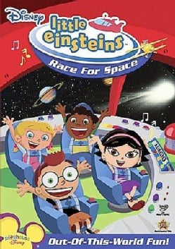 Little Einsteins: Race For Space (DVD)