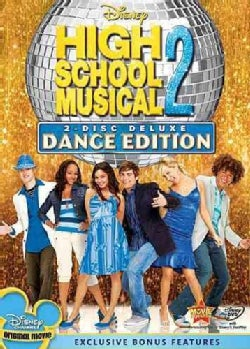 High School Musical 2: Deluxe Dance Edition (DVD)