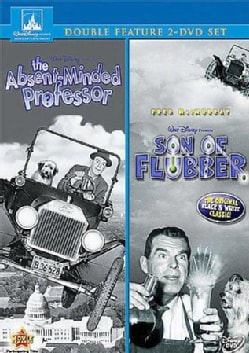 The Absent Minded Professor/Son Of Flubber (DVD)