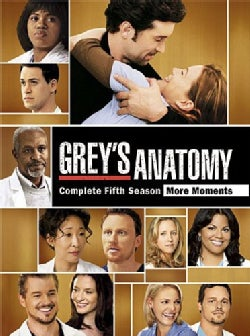 Grey's Anatomy: Season 5 (DVD)