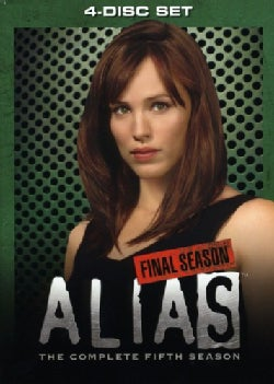 Alias: The Complete Fifth Season (DVD)