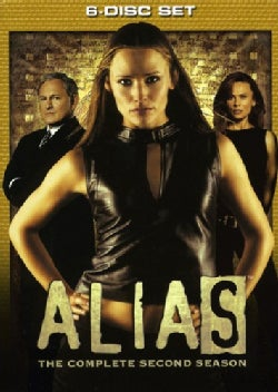Alias: The Complete Second Season (DVD)