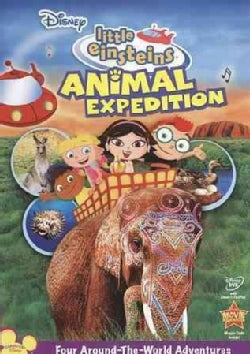 Little Einsteins: Animal Expedition (DVD)