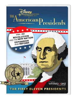 American Presidents: Revolution and the New Nation & Expansion and Reform (DVD)