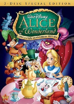 Alice In Wonderland: Un-Anniversary Special Edition (DVD)