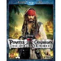 Pirates Of The Caribbean: On Stranger Tides (Blu-ray/DVD)
