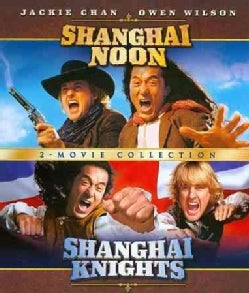 Shanghai Noon/Shanghai Knights (Blu-ray Disc)