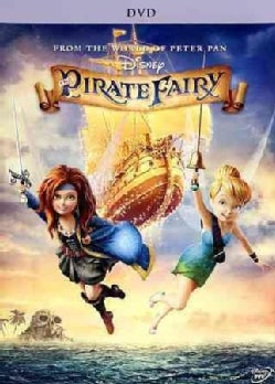 The Pirate Fairy (DVD)