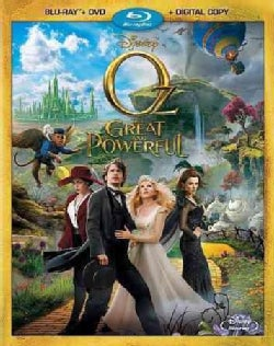 Oz The Great And Powerful (Blu-ray/DVD)