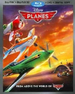 Planes 3D (Blu-ray/DVD)