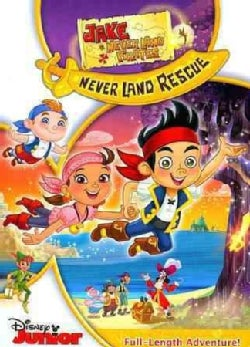 Jake And The Never Land Pirates: Jake's Never Land Rescue (DVD)
