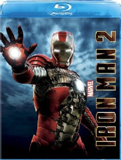 Iron Man 2 (Blu-ray Disc)