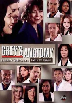 Grey's Anatomy: Season 10 (DVD)